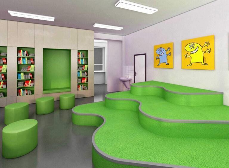 Realizácia interiéru základnej školy Nováky_5