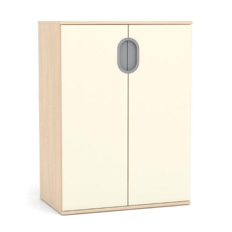 Vysoká skriňa Fantasy, dvere, 800 mm