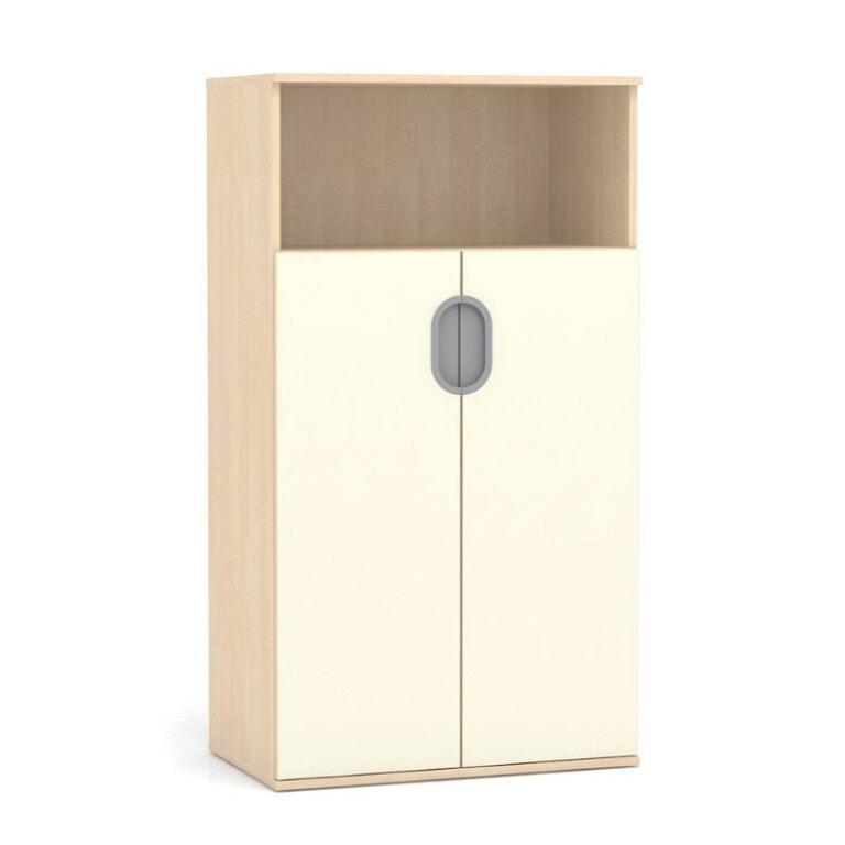 Nízka skriňa Fantasy, dvere, polica,  800 mm