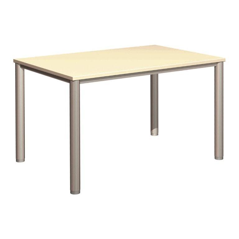 jedálenský stôl s kovovými nohami BTU