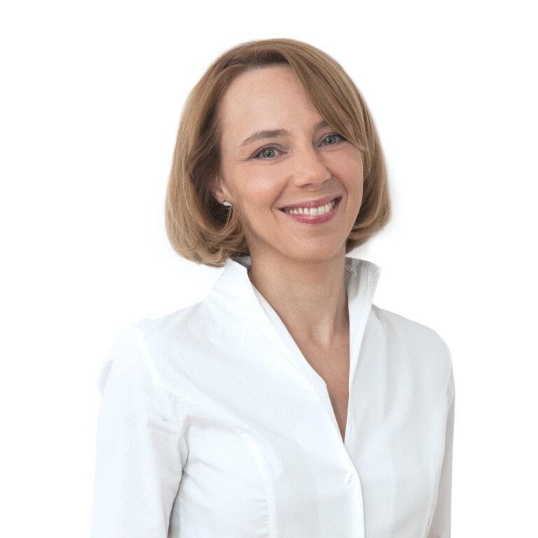Lenka Grolíková - oblastní ředitelka MY DVA