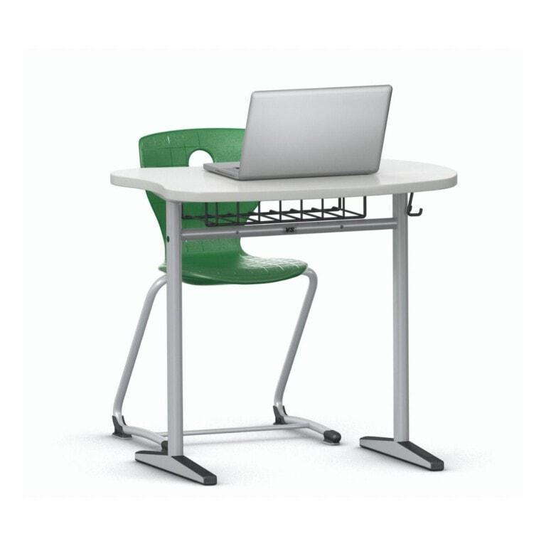 Jednomiestna školská lavica Vision, 797 mm