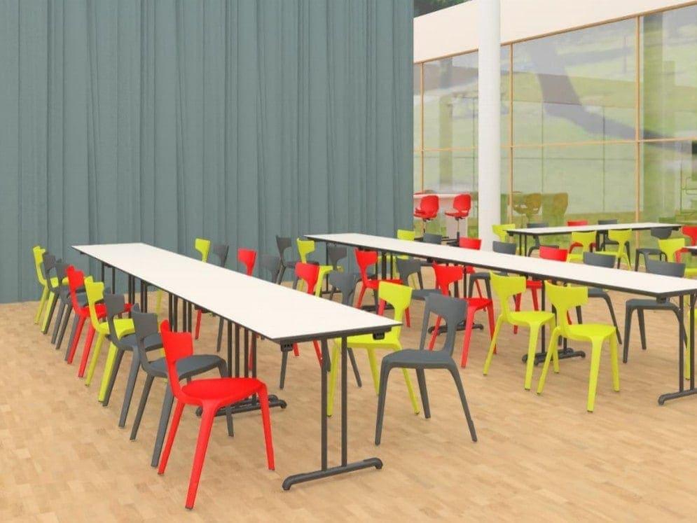 Trojnohá stolička Stakki v interiéri_3