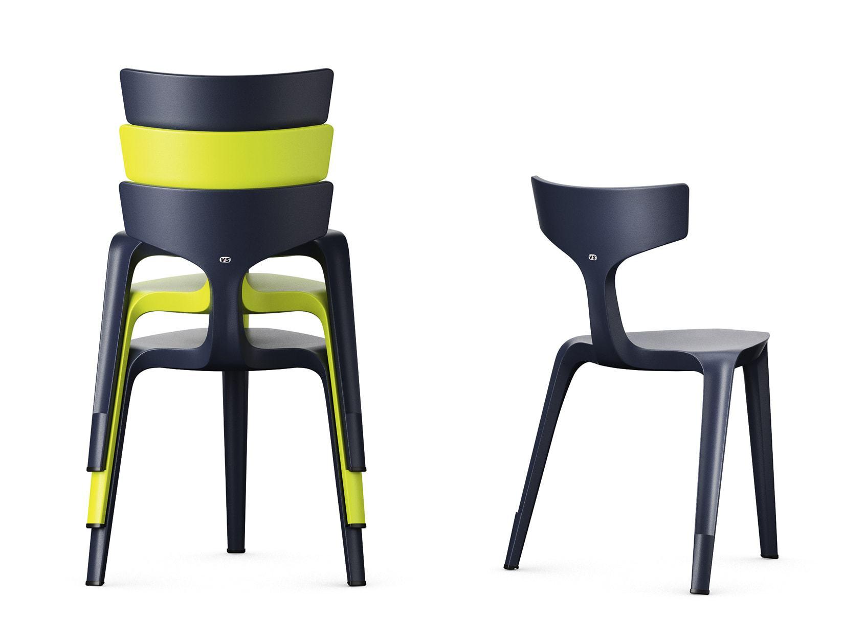 Stohovateľná stolička Stakki