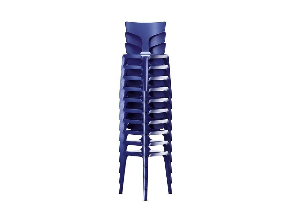 Židle Stakki stohovatelná do 10 ks