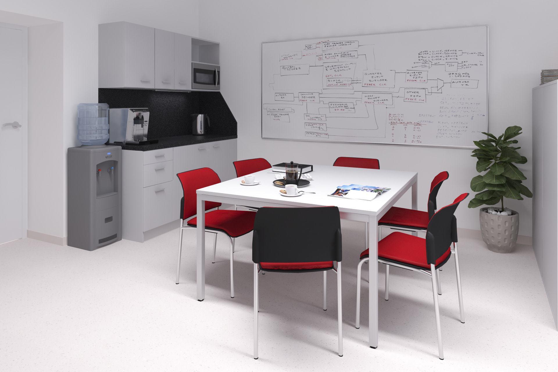 3D vizualizácia kabinetu
