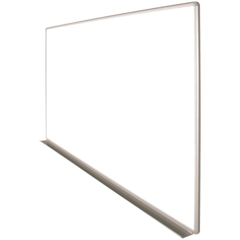 biela magnetická tabuľa 75x100